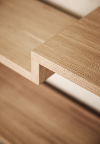 Sigurd Larsen Oak Shelves